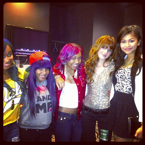 zendaya and mindless behavior - photo #3