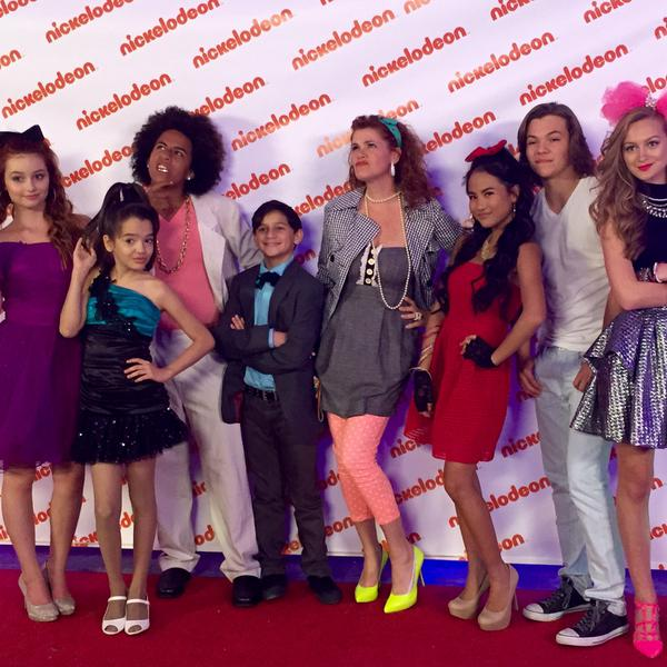 """Article: The """"Talia In The Kitchen"""" Cast Has A Blast At"""
