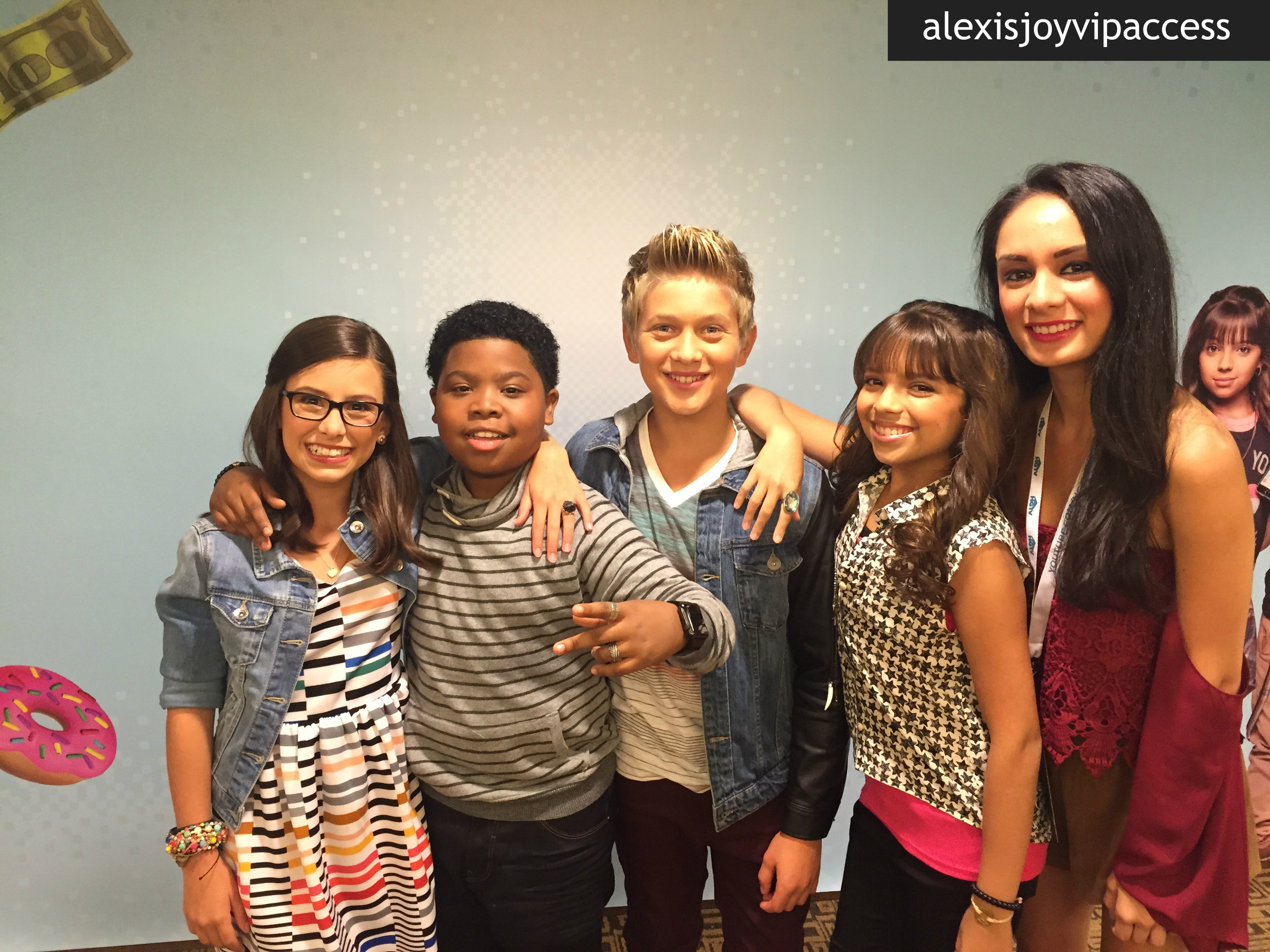 Game Shakers Cast Thomas