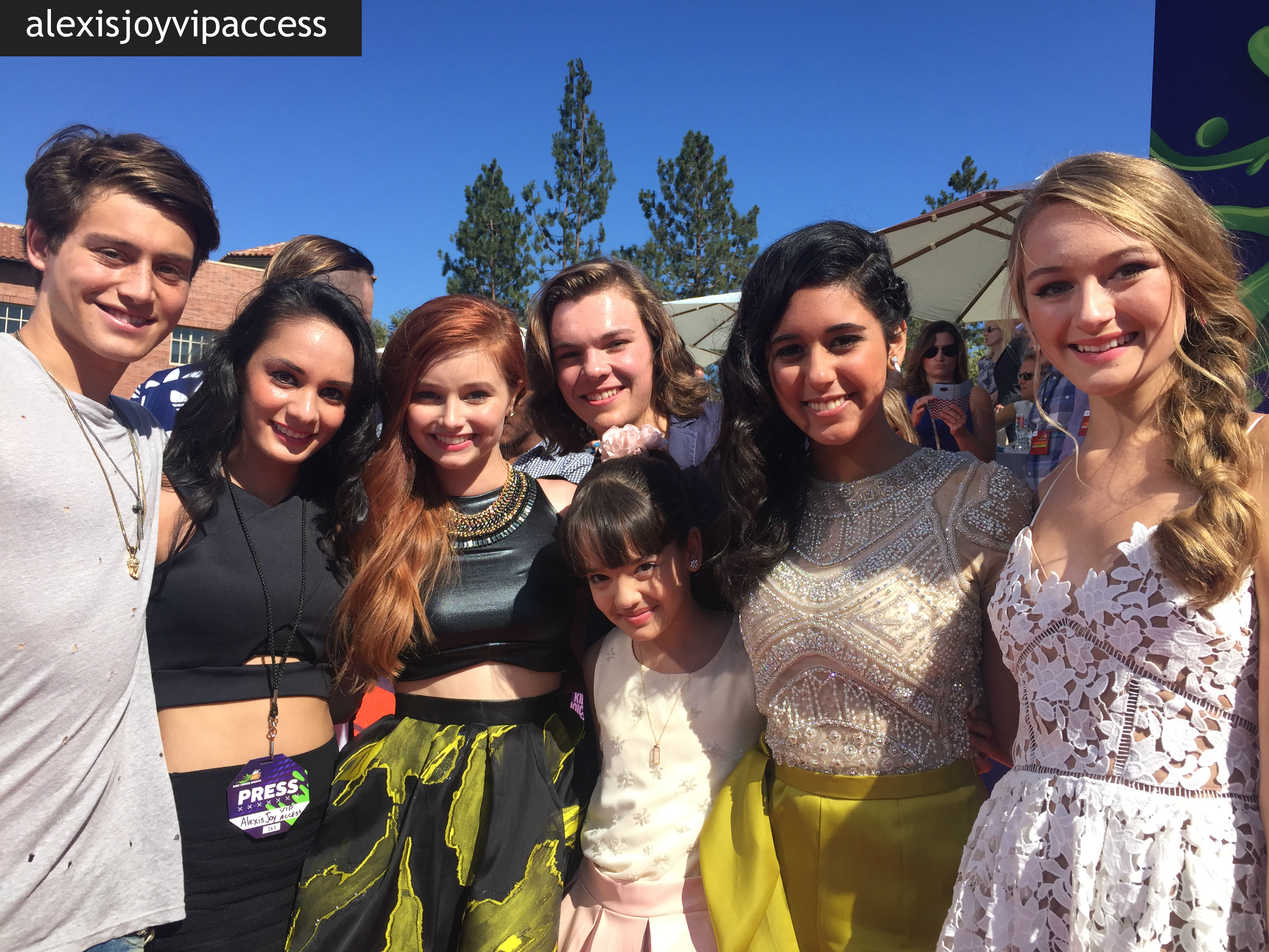 """The Kitchen Show Cast vipaccessexclusive: """"talia in the kitchen"""" cast interview with"""