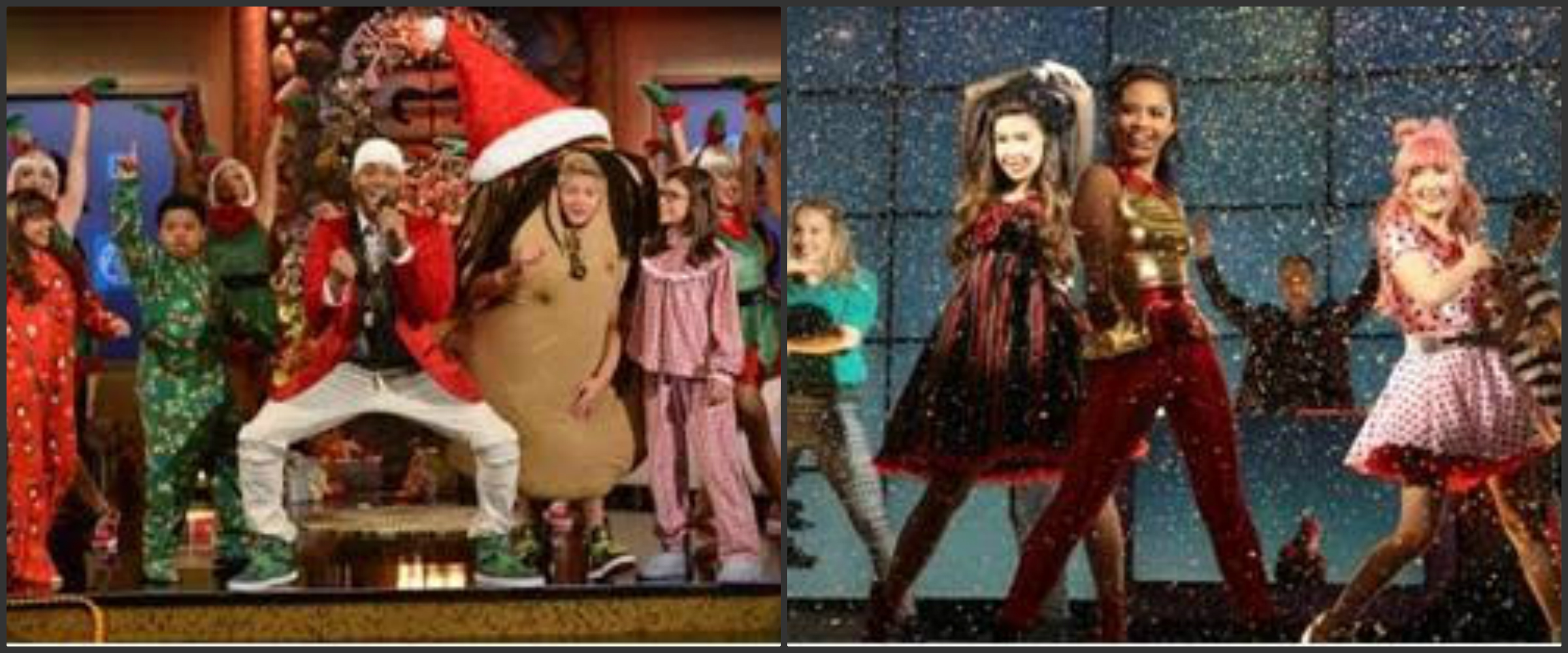 Nickelodeon Christmas Specials.Article Deck The Halls Get In The Holiday Spirit With