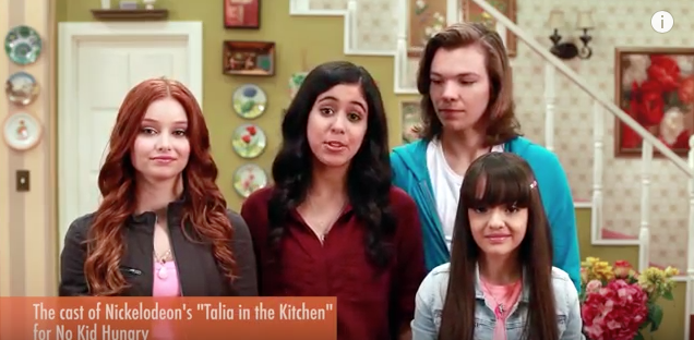 The Kitchen Cast joshua hoffman talia in the kitchen | alexisjoyvipaccess
