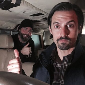 Photo Credits: @MiloVentimiglia on Twitter